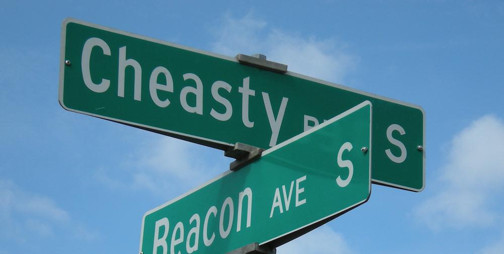 CheastyStreetSign